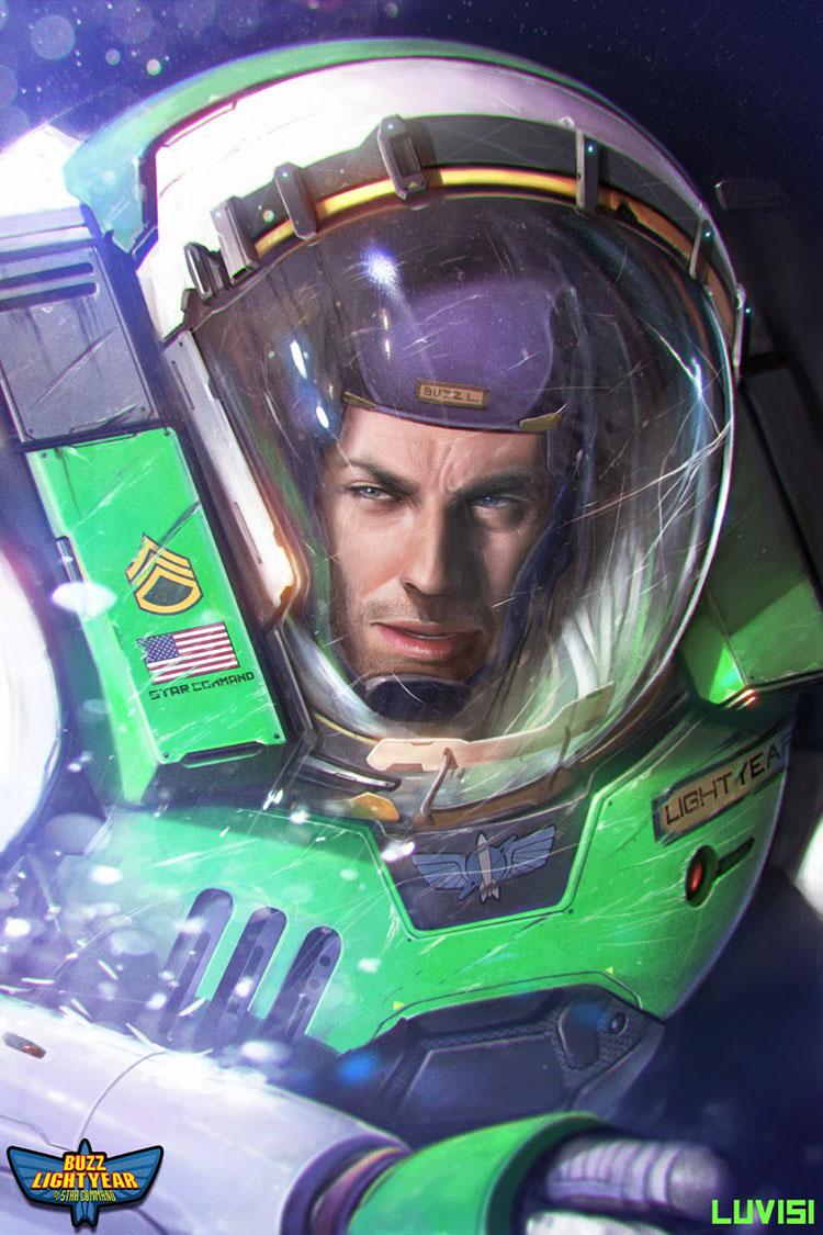 Dan Luvisi - Buzz Lightyear