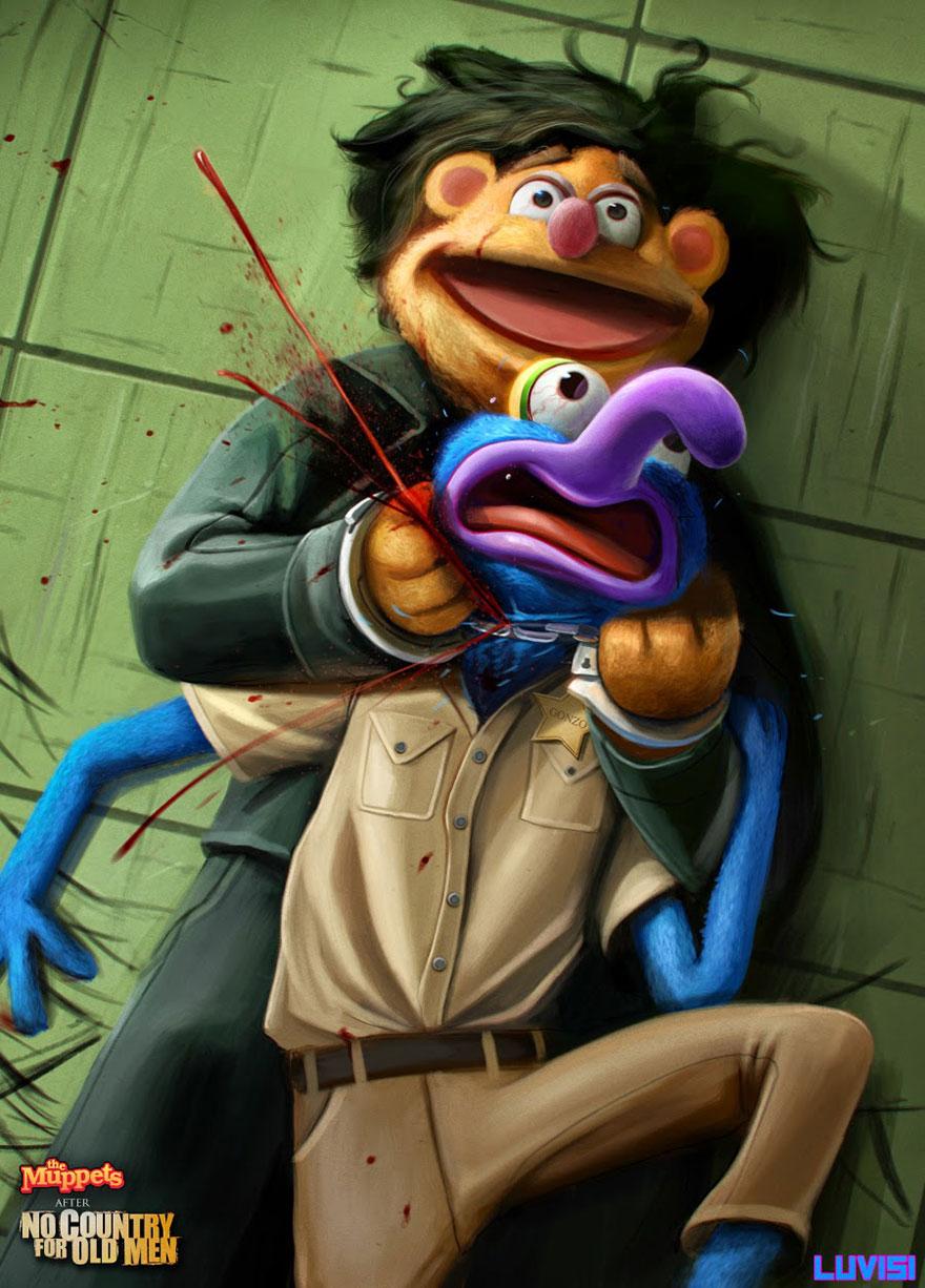 Dan Luvisi - Sesame Street
