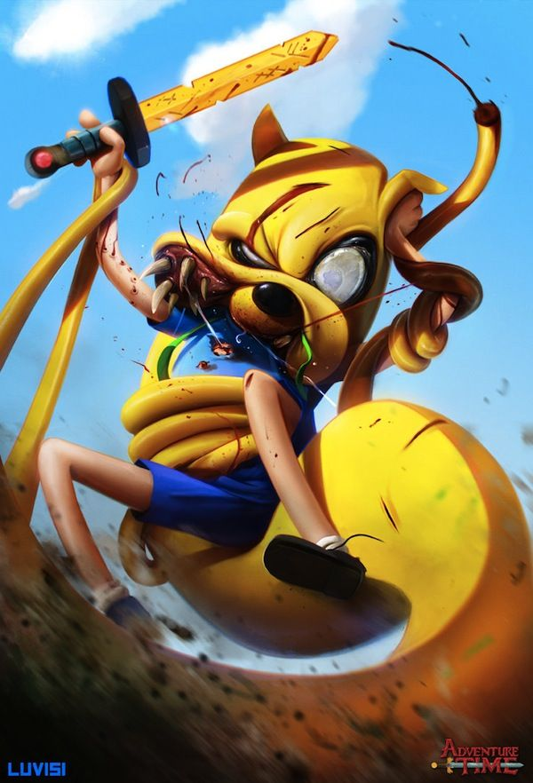 Dan Luvisi - Adventure Time
